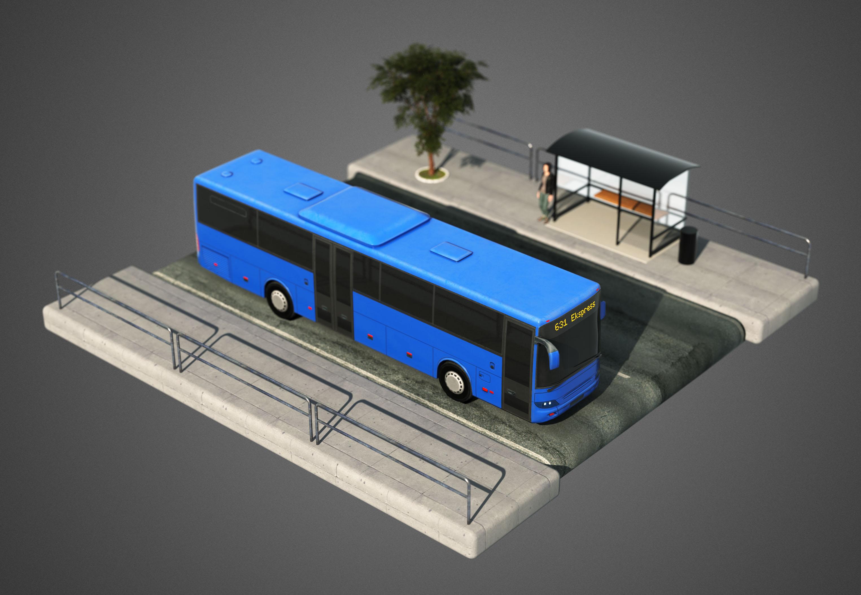 Singleframe – Buss